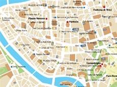 Mapa De Roma Pdf.Mapas De Roma Optimizados Para Imprimir En A4