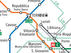 Turistico Español Mapa Turistico De Roma A Pie.Mapas De Roma Optimizados Para Imprimir En A4